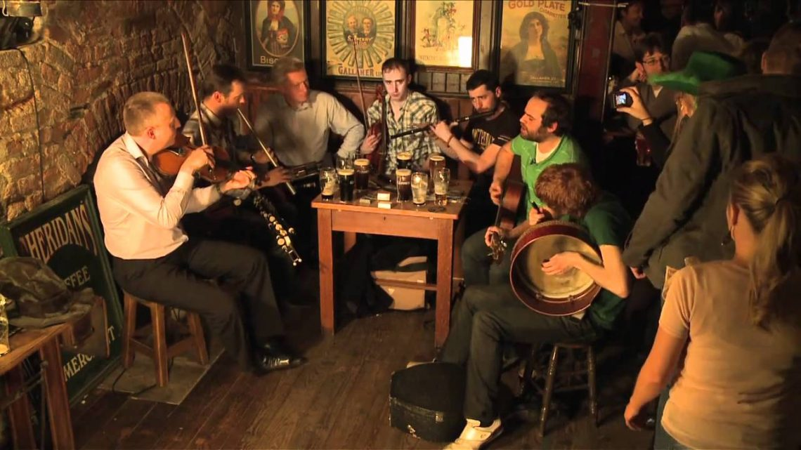 traditional irish music vs other musical