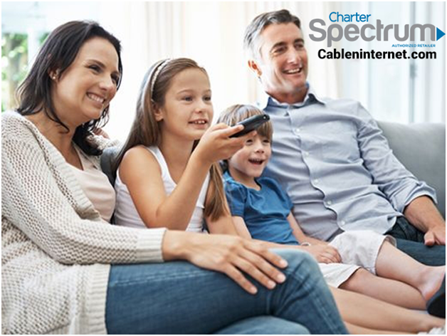 Charter Spectrum Double Play subscription