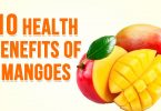 Top Impressive Health Benefits of Mango